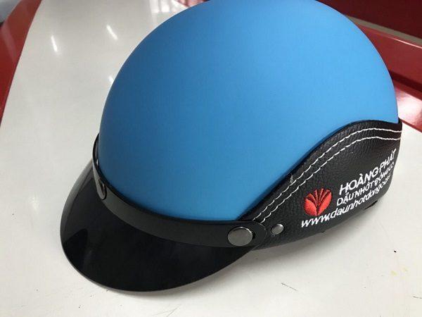 Quà tặng mũ bảo hiểm in logo món quà tặng sức khỏe với người dùng